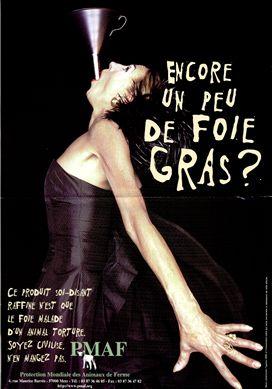 James Bond veut en finir avec le foie gras